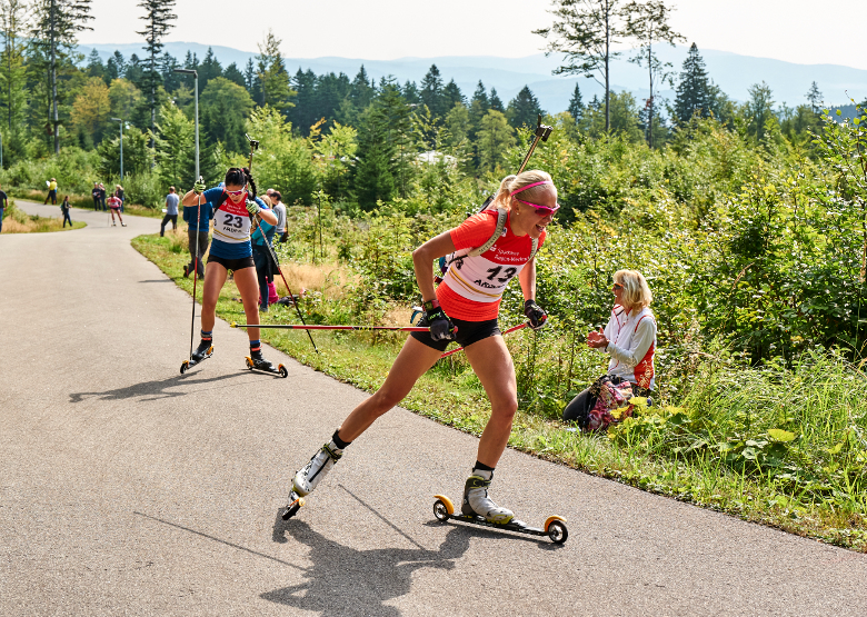deutsche biathlon trainer