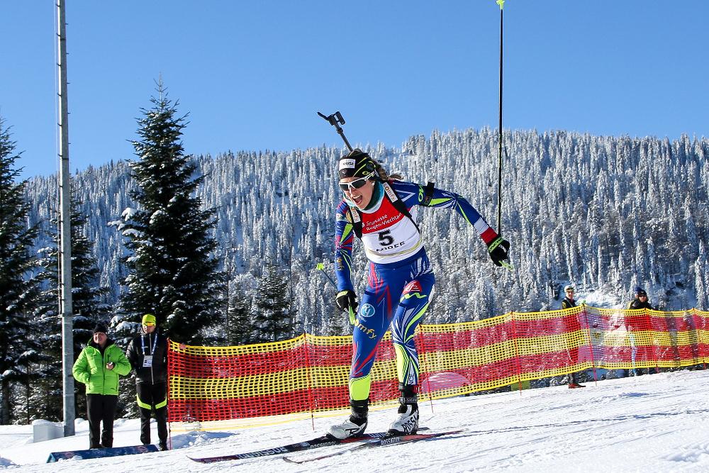 Ibu Cup Biathlon 2019 Hohenzollern Skistadion